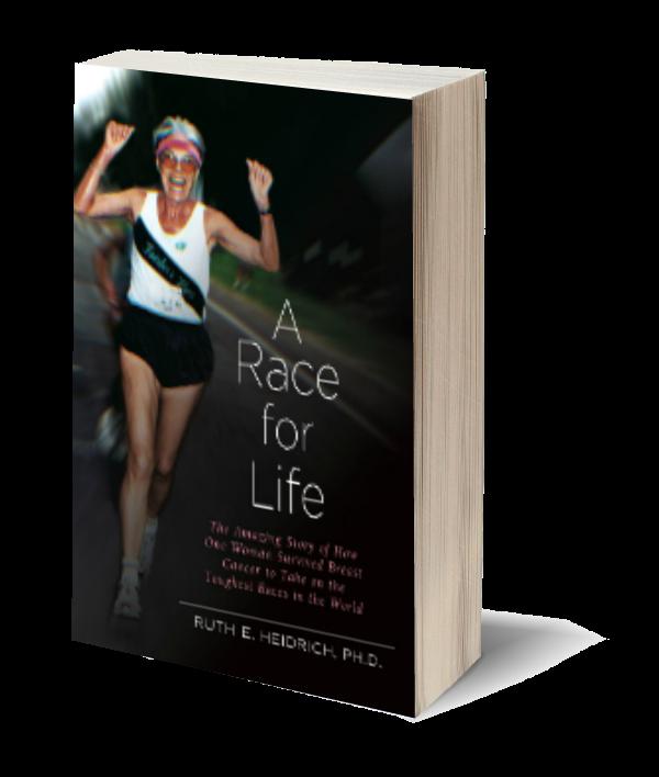 3D Race For Life transparent