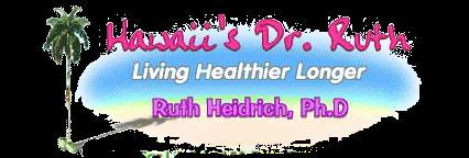 Hawaii's Dr. Ruth Transparent